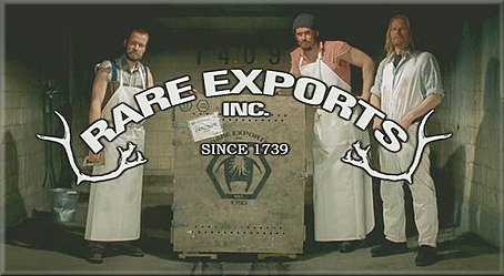 Rare Exports Kurzfilm