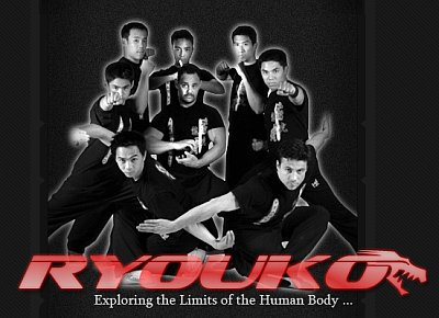Team Ryouko - Extreme Martial Arts