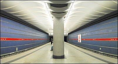 Florian Schütz - Münchner U-Bahn