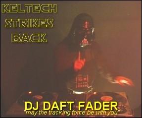 DJ Keltech - Darth Vader rocks