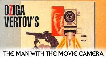 Dziga Vertov - The man with the movie Camera