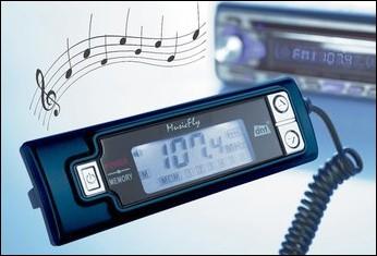 musicFly FM-Transmitter
