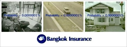 Bangkok Insurance Werbesampler