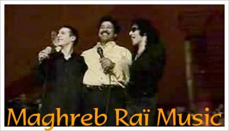 Maghreb Raï Music