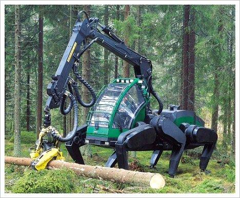 Plustech-Harvester
