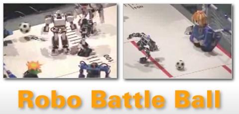 Robo Battle Ball