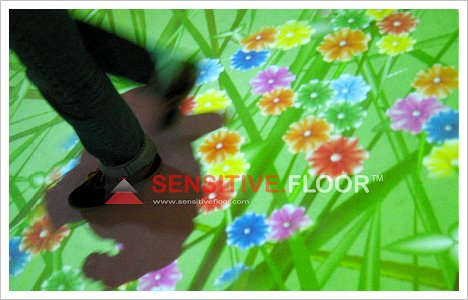 Sensitive Floor