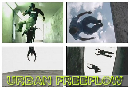 Urban Freeflow Parkour