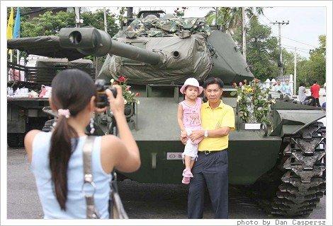 Militärputsch Thai-Style