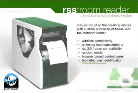 RSStroom-Feedreader