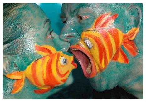 FishFace-Art
