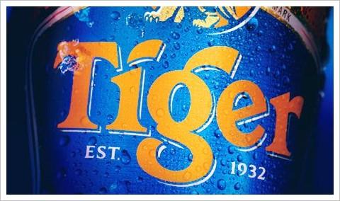 Tiger-Bier