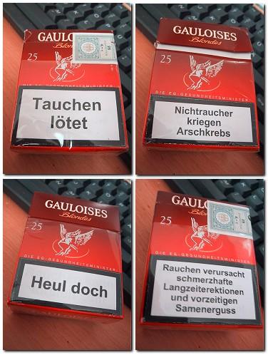 Zigarettenwarnungen