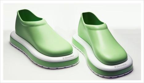 Vacuum-Shoes