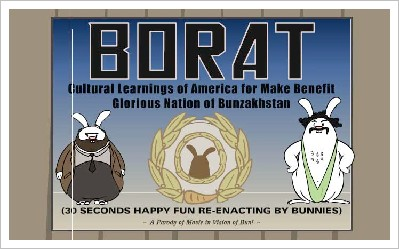 Borat-Bunny