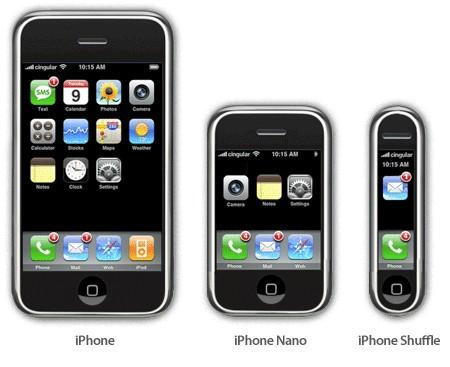 iPhone-Shuffle