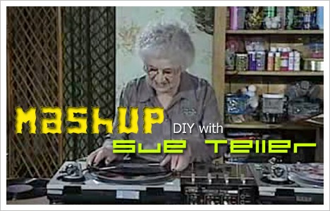 Sue Teller - Mashup