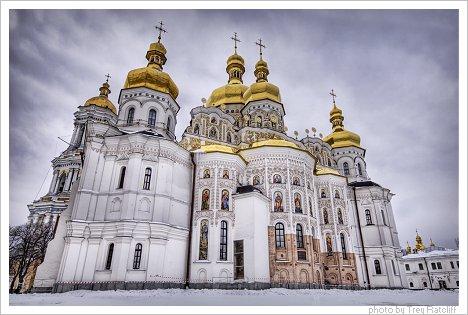 Kiev-Church-White
