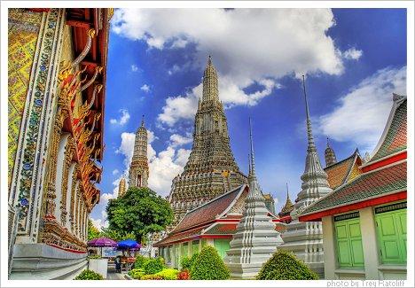 Tempel-Bangkok