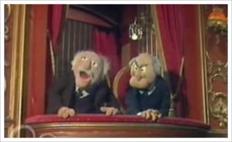 Muppets-Statler&Waldorf