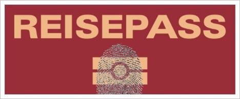 Biometrischer-Reisepass