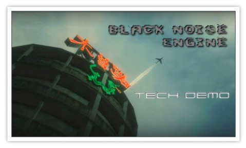 Black-Noise-Engine
