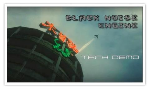 Black-Noise-Engine