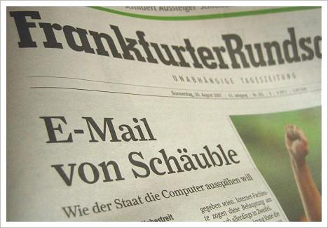 Bundestrojaner-Nebelgranate