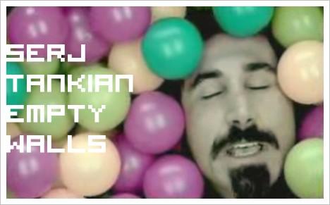 Serj_Tankian-Empty_Walls