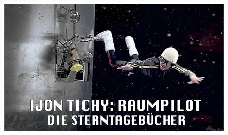 Ijon-Tichy-Raumpilot