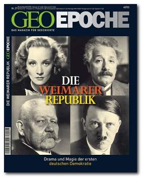Geo-Epoche-Weimarer-Republik