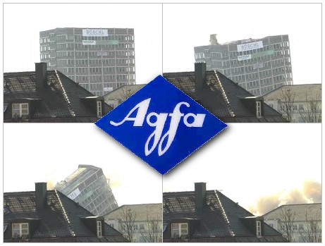 Agfa-Sprengung