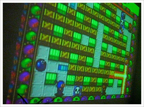 Rollmops-Bomberman