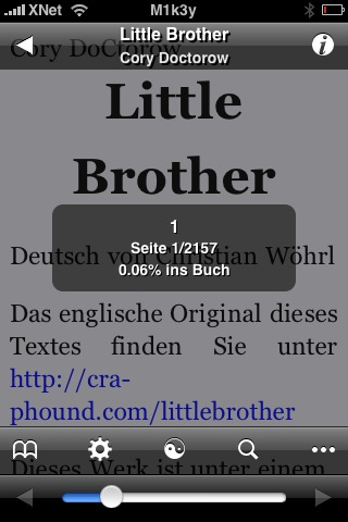 little brother - stanzascreen iphone